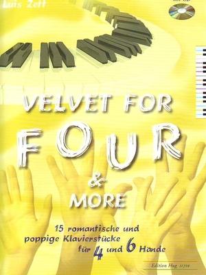 Velvet for four & more / Zett Luis / Hug