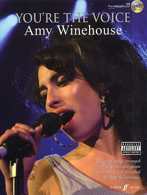 You're the voice / You're The Voice: Amy Winehouse / Winehouse, Amy (Artist); Holliday, Lucy (Editor); Davis, Alex (Editor) / Faber Music