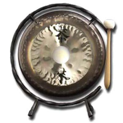 Paiste Gong Deco 10»