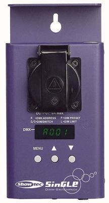 Showtec Single DMX Switch