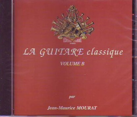 La guitare classique vol. B CD /  / Combre
