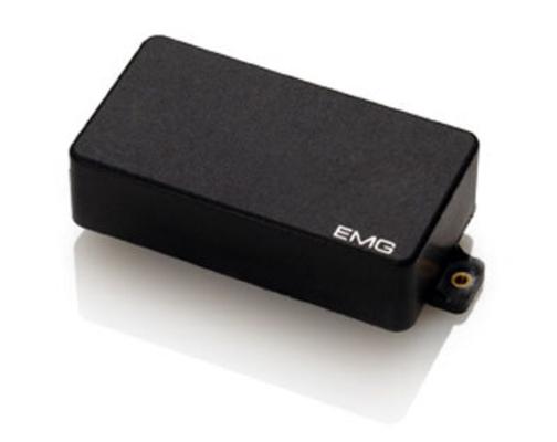 EMG 81, capot noire