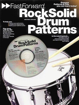 Fast Forward: Rock Solid Drum Patterns /  / Music Sales