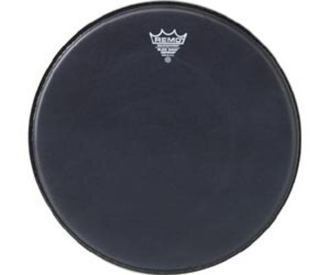 Remo BE-0816-ES Emperor Black Suede 16» Double plis