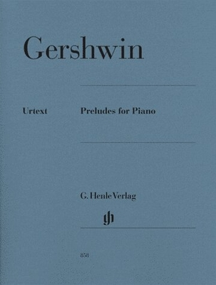 Préludes HN 858 / George Gershwin / Henle