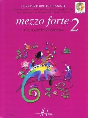 Mezzo forte, le répertoire du pianiste, vol. 2 /  / Henry Lemoine