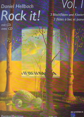 Rock it vol. 1 / Hellbach Daniel / Acanthus
