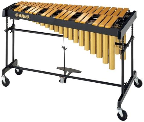 Yamaha Percussions YV2700G Vibraphone Gold Finish Tone Bar