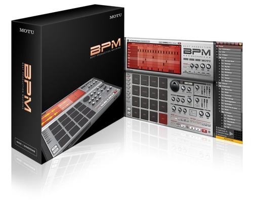 Motu BPM 1.5 Beat production Machine