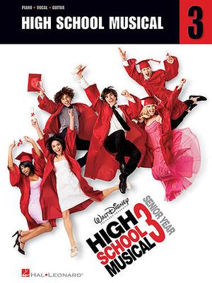 Walt Disney / High School Musical 3, Senior Year (PVG) / Nevil, Robbie (Composer); Gerrard, Matthew (Composer); Houston, Jamie (Composer); Anders, Adam (Composer); Hassman, Nikki (Composer); Watts, Adam (Composer); Dodd, Andy (Composer) / Hal Leonard