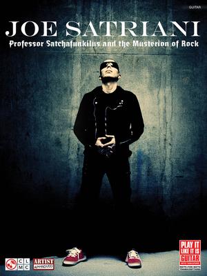 Play It Like It Is / Joe Satriani – Professor Satchafunkilus / Satriani Joe / Cherry Lane Music Company