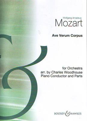 Ave Verum Corpus / Mozart Wolfgang Amadeus / Boosey & Hawkes