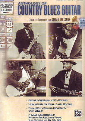 Anthology of Country Blues Guitar – Masters  /  / Warner Music