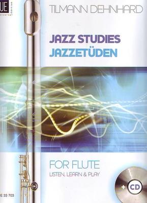 Jazzetüden, listen learn & play / Dehnhard Tilman / Universal Edition