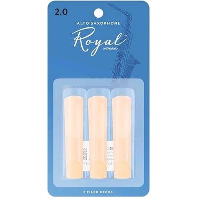 Rico Royal Sax alto mib 2.0 Box 3 pc