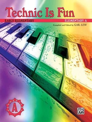 Technic Is Fun, Elementary A / Hirschberg David / Alfred Publishing