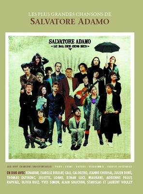 Le bal des gens bien, 18 chansons indispensables / Adamo Salvatore / Paul Beuscher