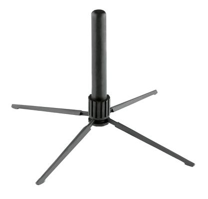 K & M 15232 Flute stand – black