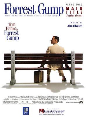 Alan Silvestri: Forrest Gump Feather Theme (Piano) / Silvestri, Alan (Composer) / Hal Leonard