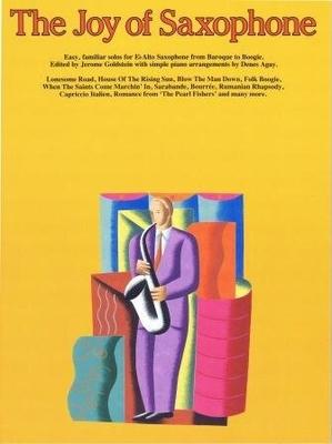 The Joy of Saxophone /  / Yorktown