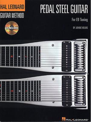 Hal Leonard Pedal Steel Guitar Method / Helms, Johnie (Author) / Hal Leonard