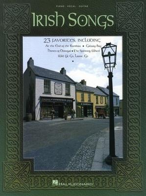 Irish Songs (PVG) /  / Hal Leonard