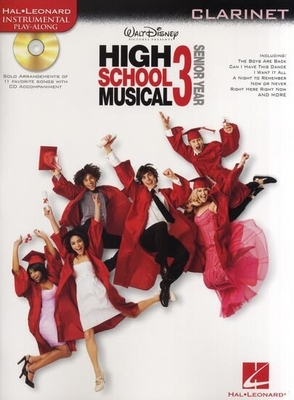 Instrumental Play-Along / High School Musical 3, Clarinet /  / Hal Leonard
