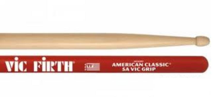 Vic Firth American Classic 5AVG, Vic Grip, L = 406mm, D = 14,4mm, Wood Tip
