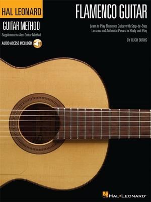 Hal Leonard Flamenco Guitar Method (Book And CD) / Burns, Hugh (Author) / Hal Leonard