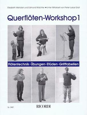 Lern Querflöte spielen, vol. 3 / Weinzierl E./Wächter E. / Ricordi