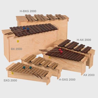Studio 49 H-BXG2000 Xylophone Basse Grillodur