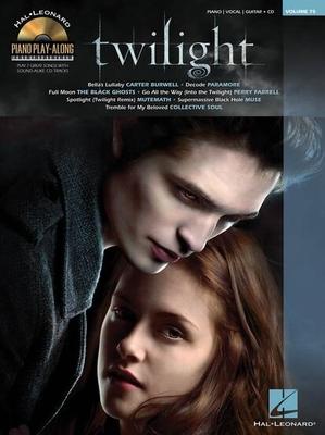 Piano Play-along / Piano Play-Along Volume 75: Twilight /  / Hal Leonard