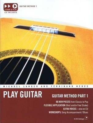 Play Guitar vol. 1 / Langer M. / Neges F. / Doblinger