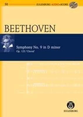 Symphonie N 9 en ré mineur op. 125 »Choral» / Beethoven Ludwig van / Eulenburg