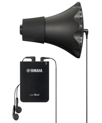 Yamaha Winds SB-6X Silent Brass, Sourdine pour baryton, bugle, trombone alto