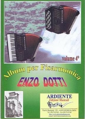 Album per fisarmonica vol. 4 / Dotti Enzo / Ardiente