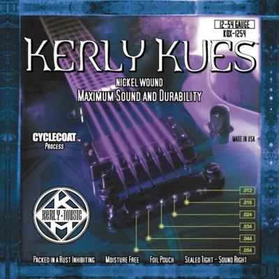 Kerly Music KQX-1254 Jazz Light 012-054
