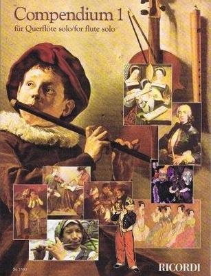 Flöten-Compendium, vol. 1 /  / Ricordi