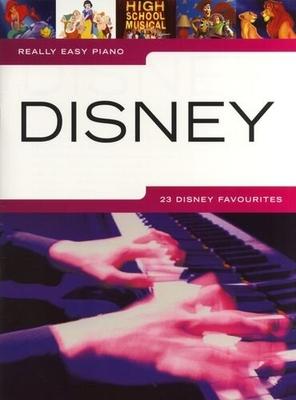 Really easy piano / Really Easy Piano : Disney / Bolton, Fiona (Editor); Bolton, Zoe (Arranger) / Wise Publications