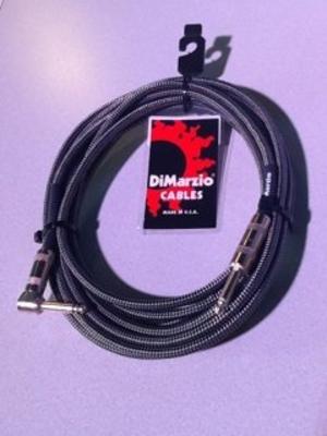 DiMarzio EP1715SRBKGY Type Vintage 450cm Black & Grey Droit/coudé