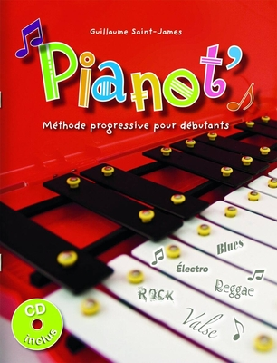 Fuzeau Pianot / ouvrage de 10 petites pièces
