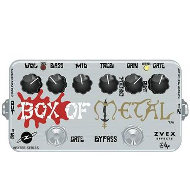 Zvex Box of Metal Vexter Series