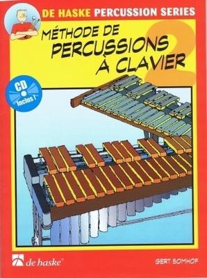 Méthode de percussions à clavier 2 / Bomhof Gert / De Haske