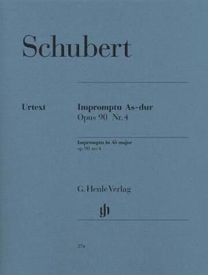 Impromptu Op. 90/4 / Schubert Franz / Henle