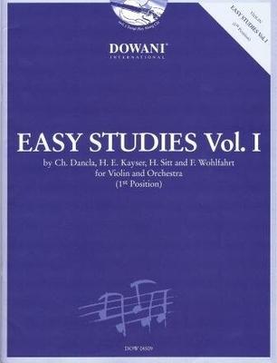 Leichte Etüden Vol 1 / Domjanic Drazen / Dowani