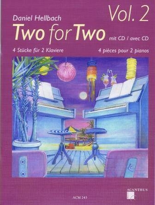 Two for two vol. 2 / Hellbach Daniel / Acanthus