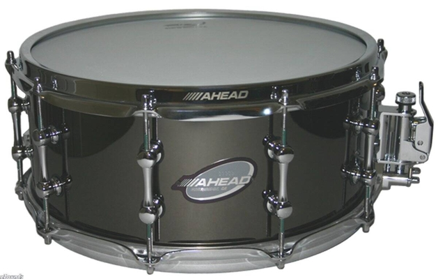 Ahead Snare Brass 6×13»