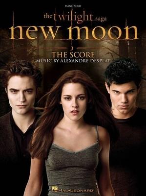 The Twilight Saga, New Moon Film Score (Piano Solo) / Desplat, Alexandre (Composer) / Hal Leonard