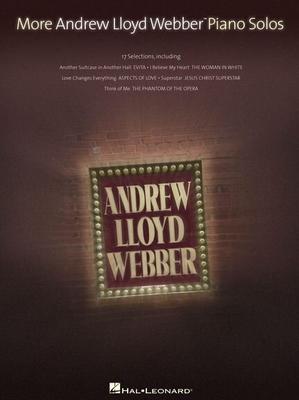 More Andrew Lloyd Webber Piano Solos / Lloyd Webber, Andrew (Composer) / Hal Leonard