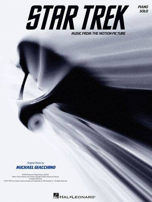Michael Giacchino: Star Trek, Music From The Motion Picture Soundtrack (Piano) / Giacchino, Michael (Composer) / Hal Leonard